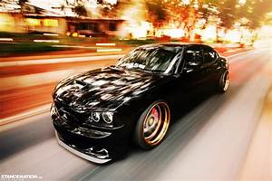 Dodge Charger Srt8 Rides Low    And Mean