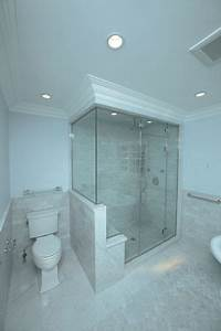 Glass, Enclosed, Shower, By, Shd