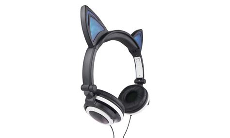 up to 87 on jamsonic light up cat headphones