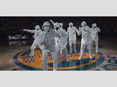 JABBAWOCKEEZ at NBA Finals 2016 YouTube