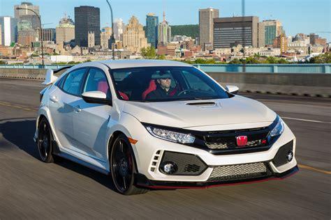 2018 Honda Civic Type R Pricing Specs Confirmed Behind