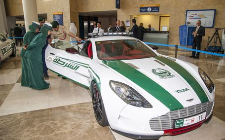 Which Is Next Luxury Car To Join Dubai Police Fleet