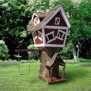 Cabane De Jardin Enfant : cabane de jardin en bois arbre 760 760 ~ Farleysfitness.com Idées de Décoration