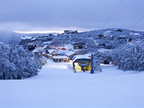getting to the snow ski victoria australia