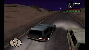 GTA San Andreas CLEO 3 Ghost Car Mod - YouTube