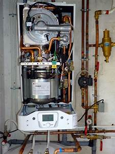 Chauffage Gaz Intérieur : chaudi re micro cog n ration gaz condensation ~ Premium-room.com Idées de Décoration