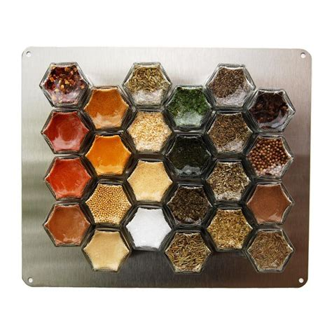 organic spice rack best 25 magnetic spice jars ideas on magnetic