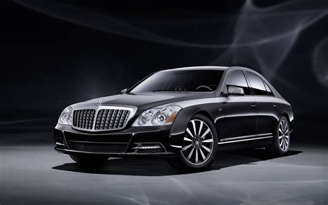 Maybach Car : 2012 Maybach Edition 125 Wallpaper