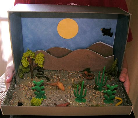 diorama mojave desert kinwart flickr