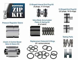 6r80  Sonnax Zip Kit Zf6