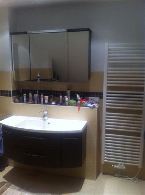 dusche und waschtisch bad ist fast komplett hausbau blog