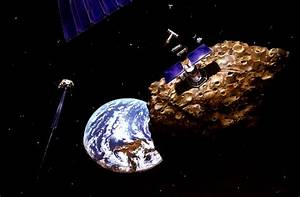 Asteroid Mining Could Be Just 10 Years Away | The Fiscal Times