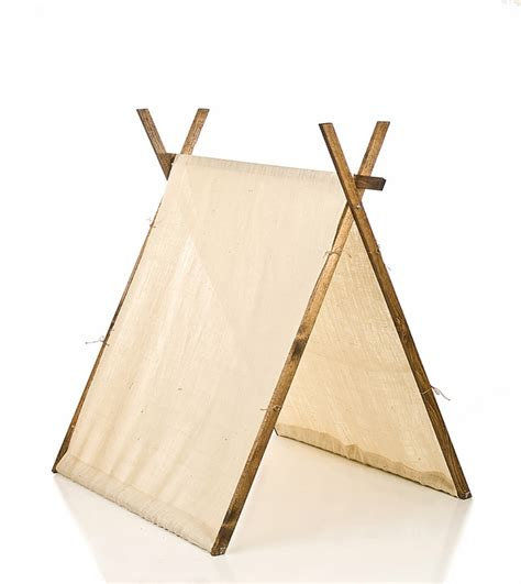 playroom tent burlap children s playroom tent by twelve timbers