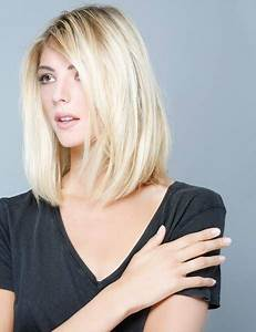 Coupe Mi Long Blond : les tendances coloration de l 39 automne hiver 2018 2019 femme actuelle ~ Melissatoandfro.com Idées de Décoration