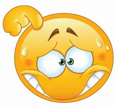Emoji Confused Clipart Clip Transparent