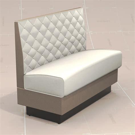 10 seat dining single diner booth 20 3d model formfonts 3d models