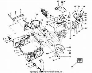Poulan 3400 Gas Saw Parts Diagram For External Power Unit