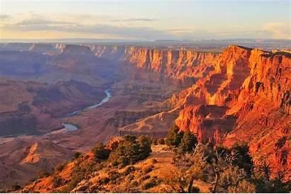 Canyon Grand Sunset Kyle Runge Desert