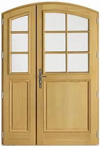 portes d39entree bois evenos swao With porte d entrée 2 vantaux