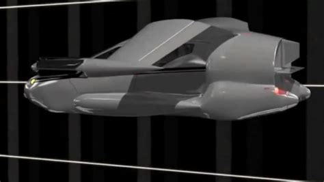 Terrafugia Tf X Future Flying Car Concept Youtube