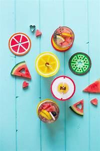 Bügelperlen Kreative Ideen : fruchtalarm glasabdeckung und untersetzer mit b gelperlen diy trytrytry b gelperlen ~ Orissabook.com Haus und Dekorationen