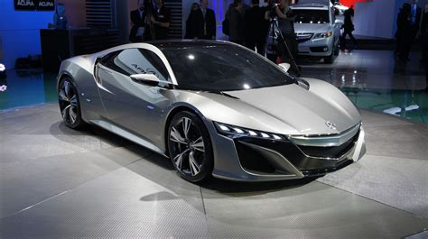 2016 acura nsx roadster with hybrid powertrain 5763