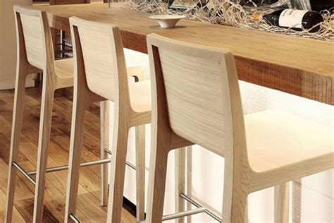 tabouret haut en bois best tabouret de bar en bois design européen barazzi