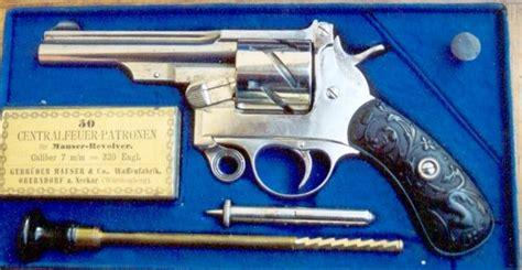 mauser revolver