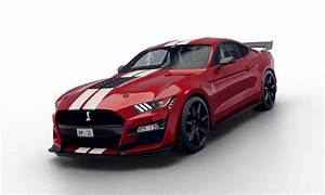 Ford Mustang Shelby GT500 2020 3D model | CGTrader