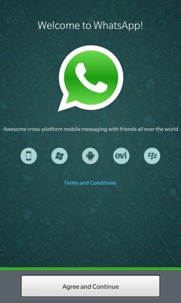 whatsapp on blackberry 10 now