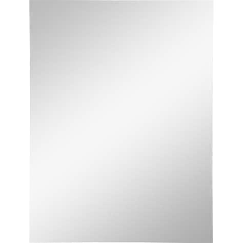 miroir non lumineux d 233 coup 233 rectangulaire l 60 x l 80 5 cm poli leroy merlin