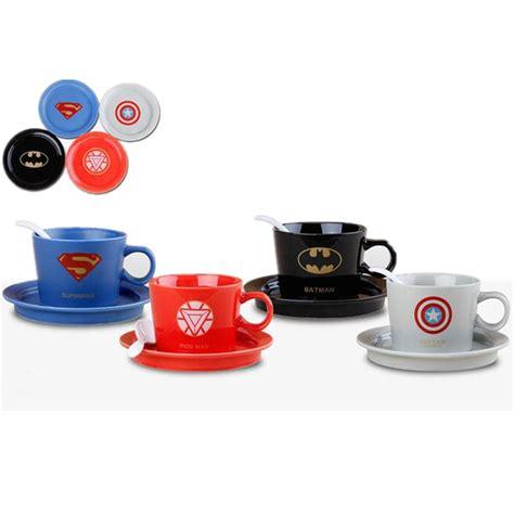 Read writing from coffee hero on medium. 200CC Super hero coffee mug with plate spoon sets batman superman irow man tea cup creative ...
