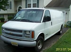 Sell Used 2002 Chevy Express 3500 Diesel Extended Van Chevrolet In Atco  New Jersey  United States