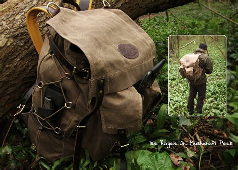 outdoor lab traditional style backpacks frost river