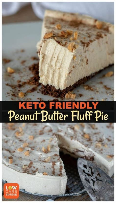 First we're going to start by making the extra thick oreo crust. Keto Peanut Butter Pie | Recipe | Peanut butter pie recipes, Keto dessert recipes, Low carb sweets