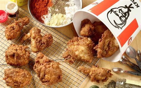 kentucky fried chicken recipe kfc s new low odor fried chicken would make the ideal airplane snack travel leisure