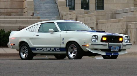 Mustang 11 For Sale by 1976 Ford Mustang Cobra Ii Value