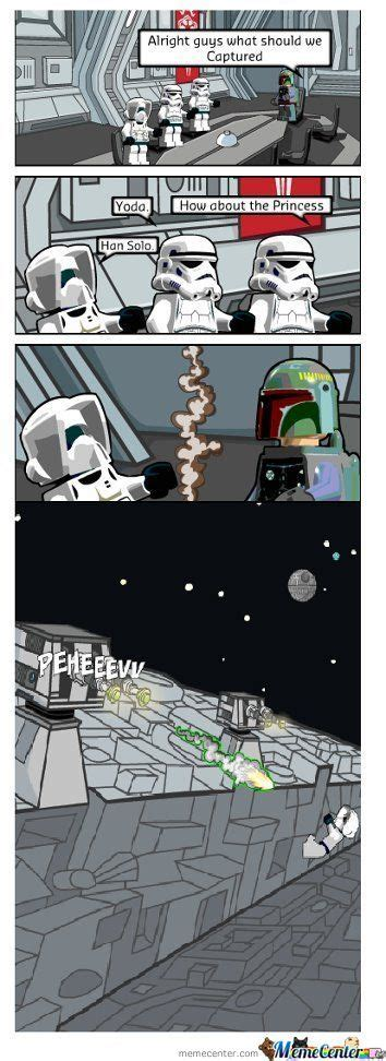Lego Star Wars Memes - lego star wars by gheno23 meme center