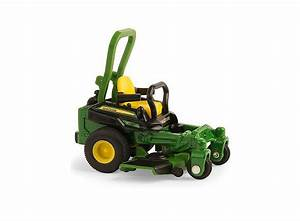 1  32 John Deere Z930m Zero Turn Lawn Mower Toy By Ertl