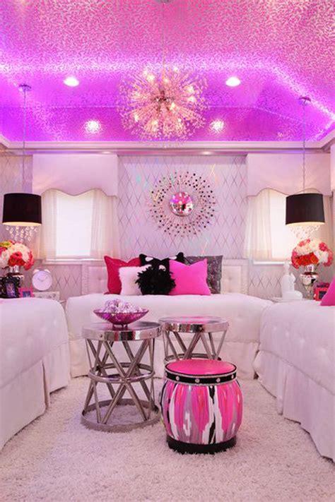10 Creative Teenage Girl Room Ideas  Home Design And Interior
