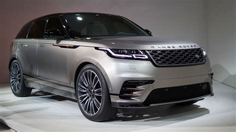Land Rover Range Rover Velar Picture by Range Rover Velar 2017 Price Interior And Launch