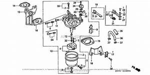 Honda Engines Gx120k1 Lw2 Engine  Jpn  Vin  Gc01