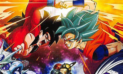 Anime Dragon Ball New Dragon Ball Heroes Tv Anime Announced Otakukart