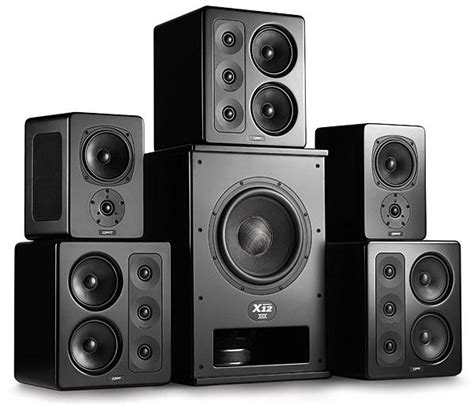 Best Speaker System For by M K Sound S300 Speaker System Sound Vision