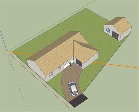 Garage Annexe à L'angle Du Terrain  Permis Refusé 21