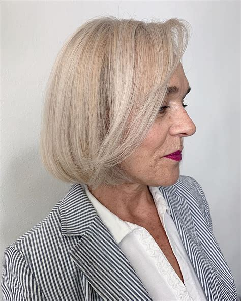 What are the best bob haircuts for older women? Hair Adviser