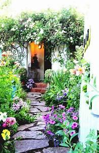 Allées De Jardin : 24 magnifiques all es de jardin qui subliment les coins de ~ Dode.kayakingforconservation.com Idées de Décoration