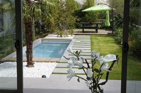 Moderne Kleine Gärten by Pool F 252 R Kleinen Garten Modern Und Minimalistisch
