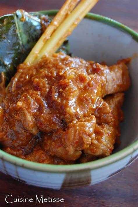 cuisine metisse curry d 39 agneau au coco cuisine métisse