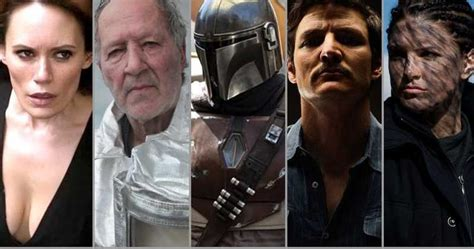 'Star Wars'' 'The Mandalorian' Has Revealed Its Full Cast ...
